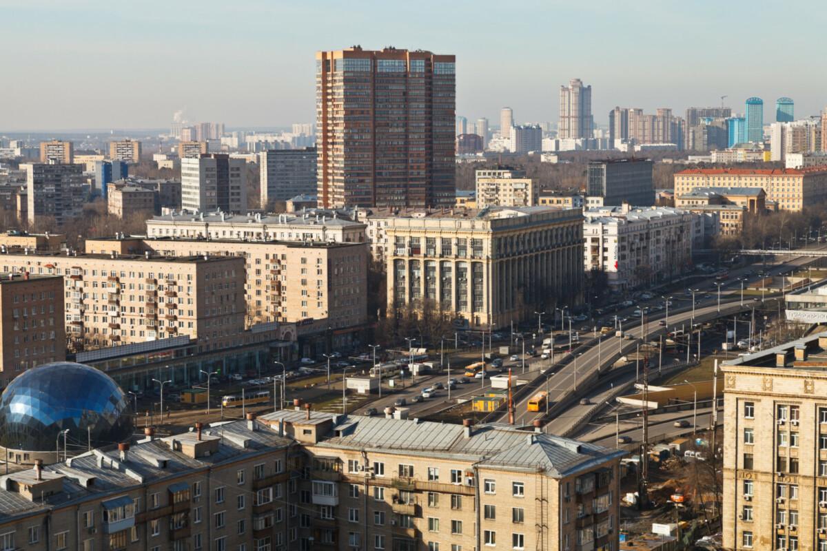 «Синица» узнала пять лучших районов для жизни Москвы