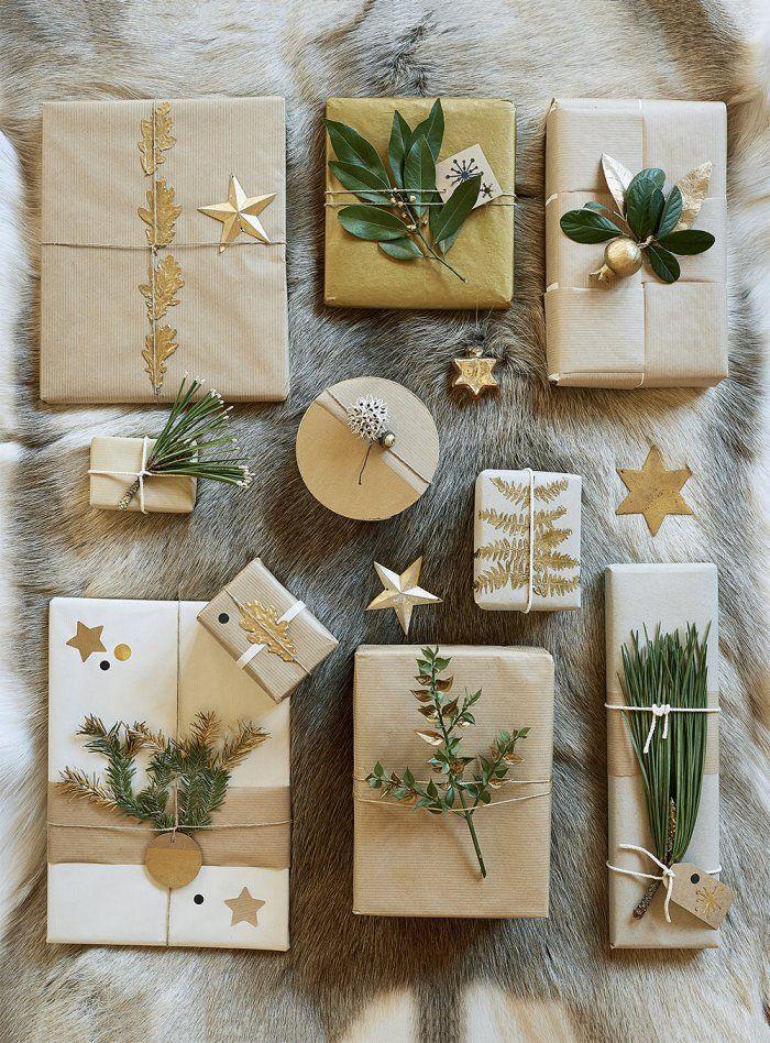 Как упаковать подарок: 13 простых и эффектных идей