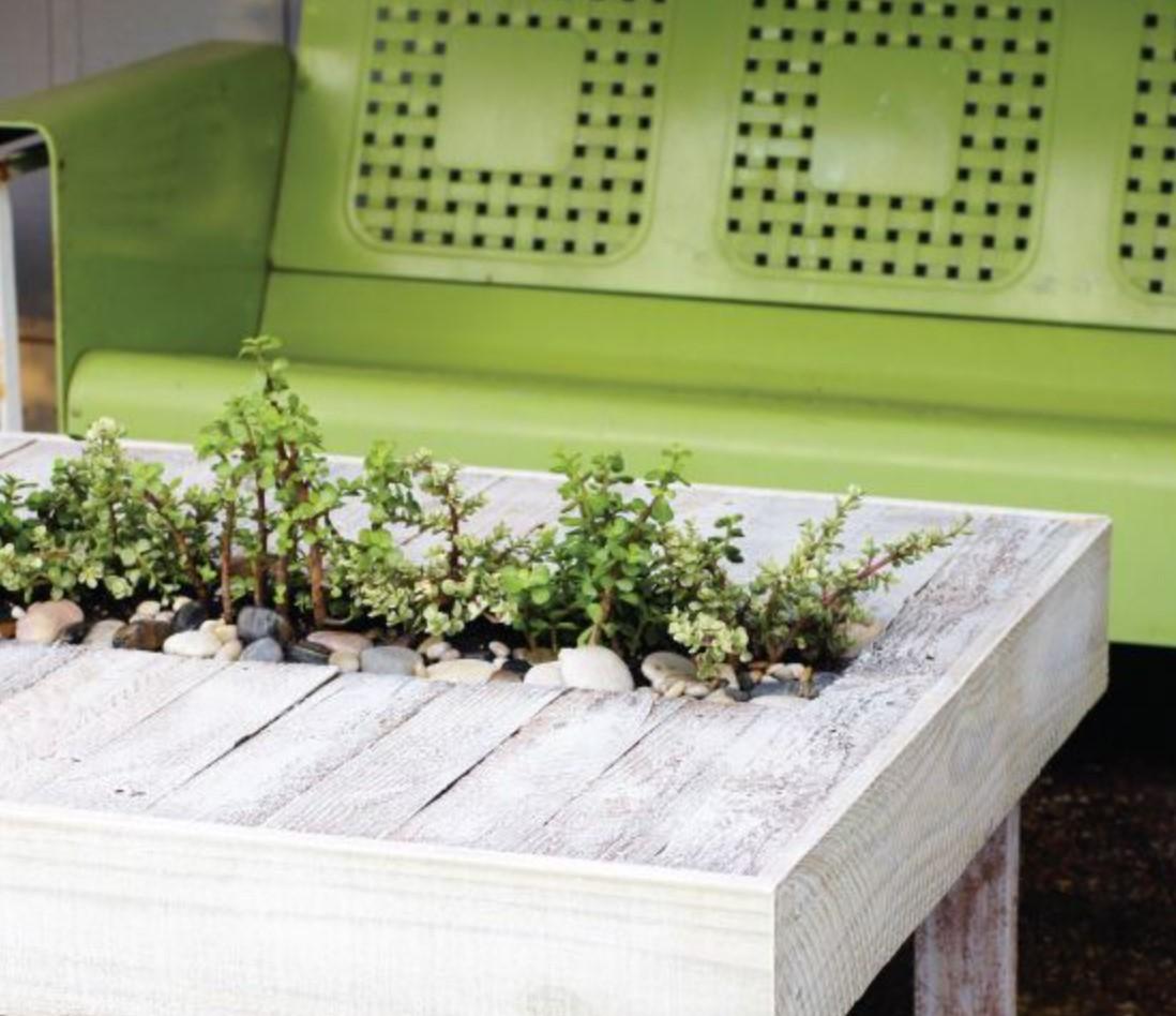 13 идей, чтобы украсить свой маленький сад
