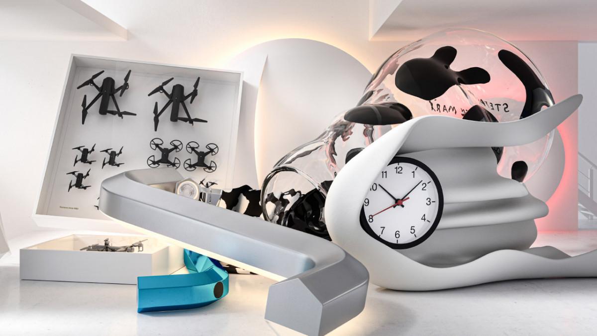 Компания ИКЕА выпустила коллекцию предметов интерьера «АРТ-ИВЕНТ»