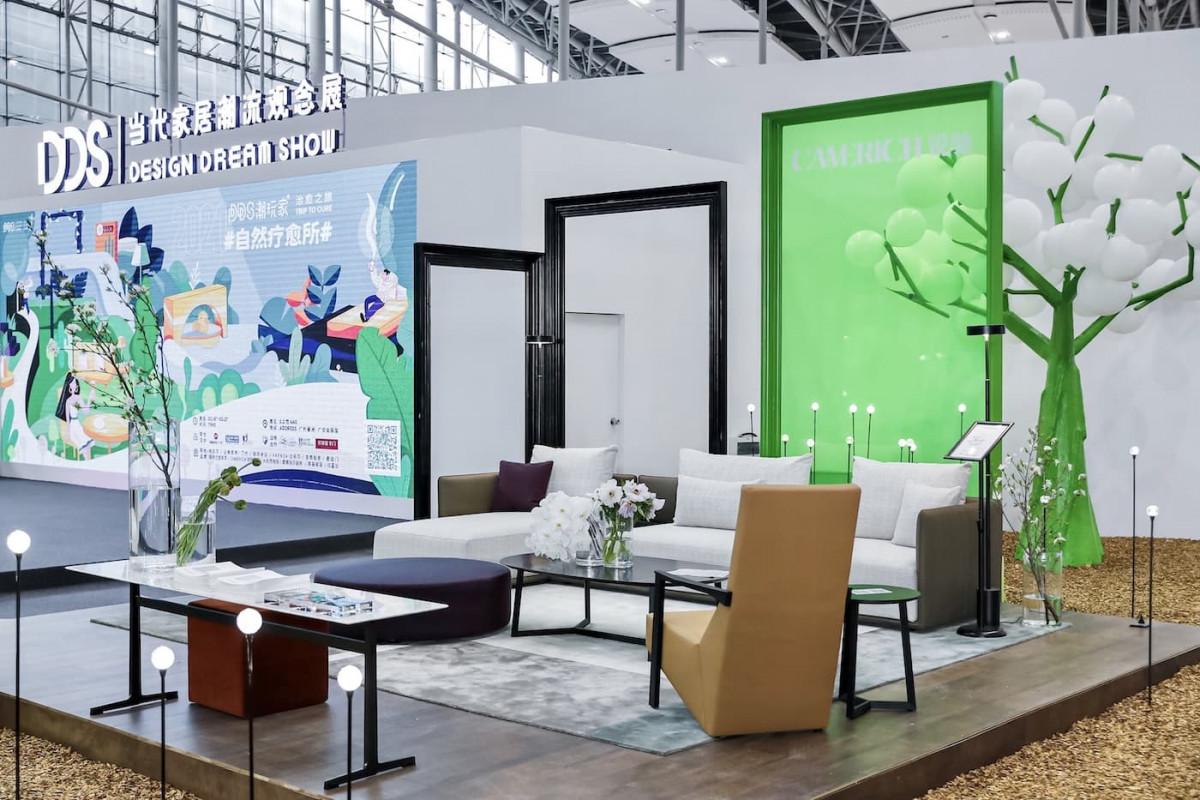 В Гуанчжоу в два этапа прошла международная мебельная ярмарка CIFF