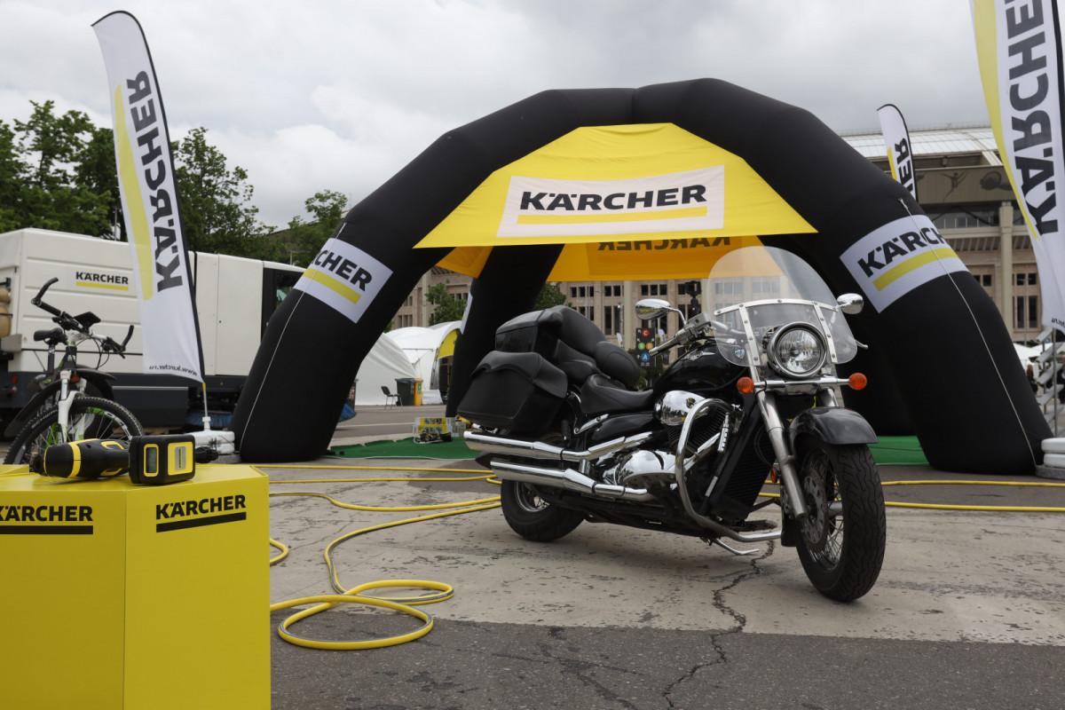 Компания Karcher 20 мая провела конференцию Country Meeting