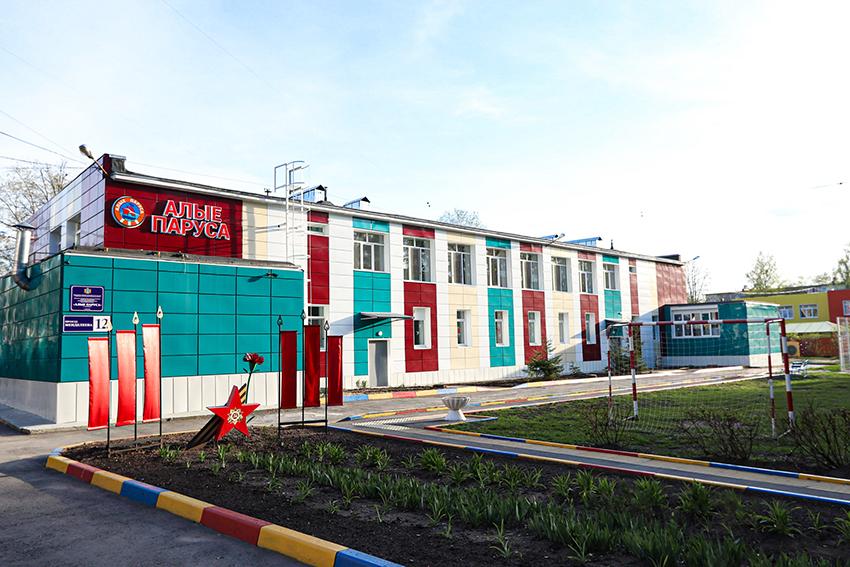 Компания Grohe установила новое оборудование в реабилитационном центре «Алые паруса» в Ульяновске