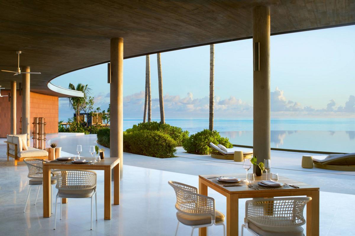 На Мальдивах 1 июня открылся новый отель Ritz-Carlton Maldives