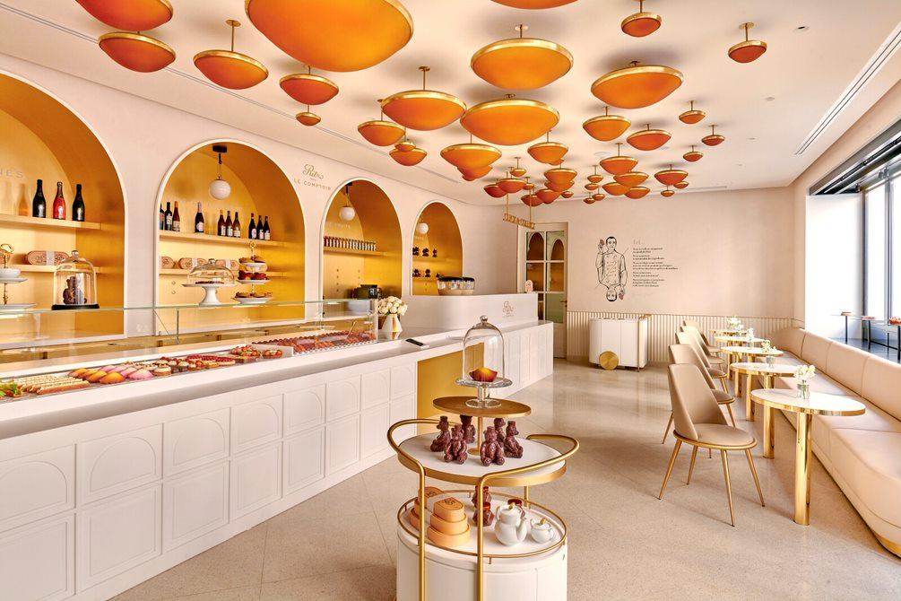 Отель Ritz Paris открыл бутик сладостей Ritz Paris Le Comptoir с отдельным входом