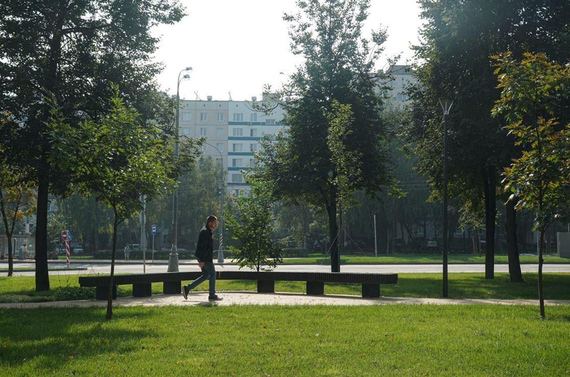 В районе Орехово-Борисово Южное появился новый маршрут для прогулок
