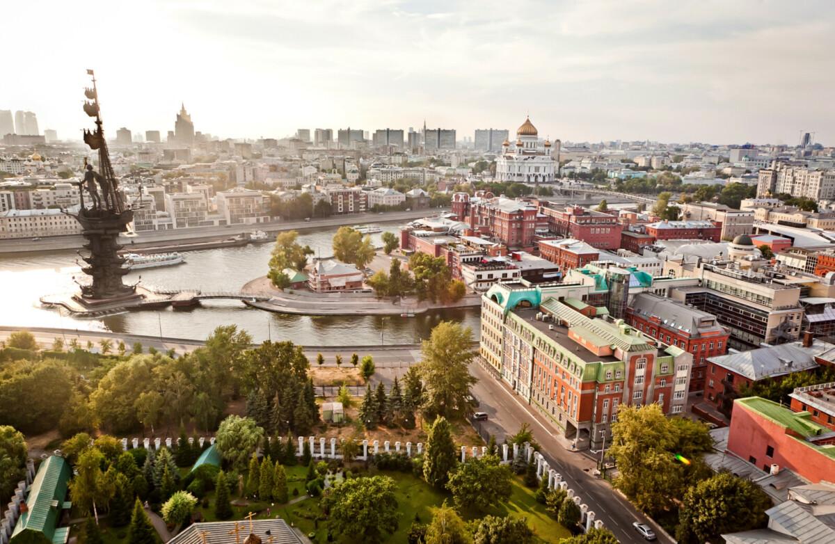 Москва попала в один из мировых рейтингов развитых городов